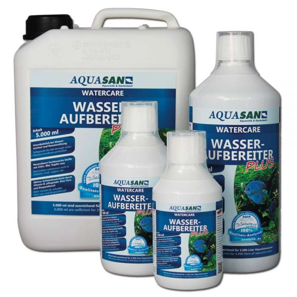 AQUASAN WaterCare Wasseraufbereiter PLUS
