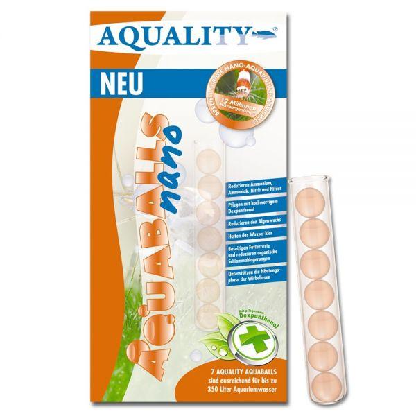 AQUALITY nano AQUABALLS